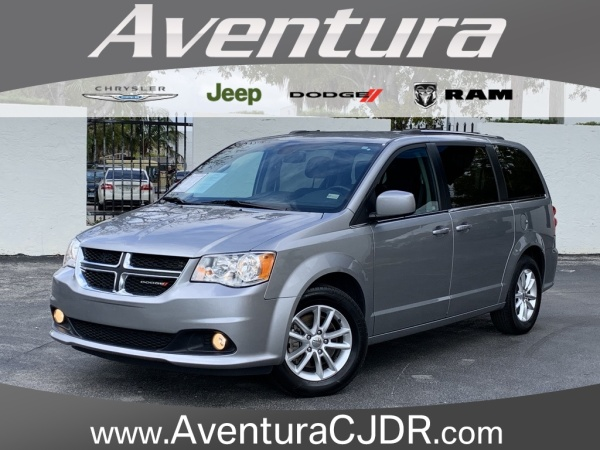 2018 Dodge Grand Caravan in North Miami Beach, FL