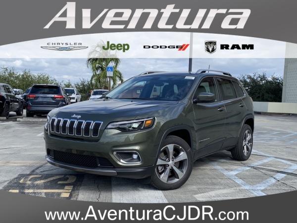 2020 Jeep Cherokee in North Miami Beach, FL