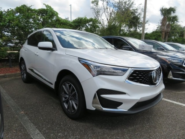 2020 Acura RDX in Jacksonville, FL