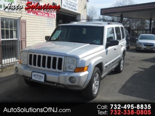 Used Jeep Commanders for Sale | TrueCar