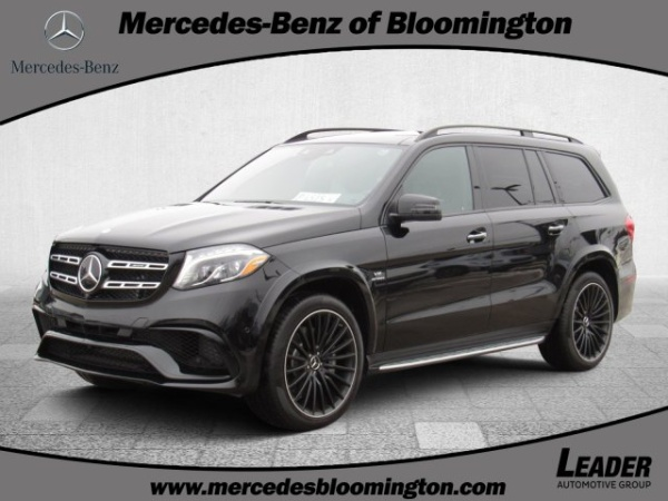 2019 Mercedes-Benz GLS in Normal, IL