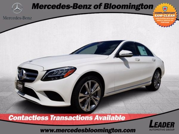 2019 Mercedes-Benz C-Class in Normal, IL