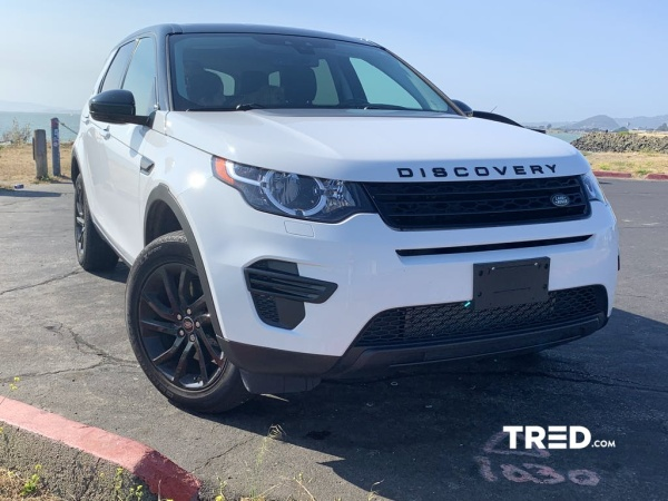 2016 Land Rover Discovery Sport in San Francisco, CA