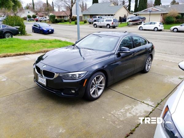 2019 BMW 4 Series 430i