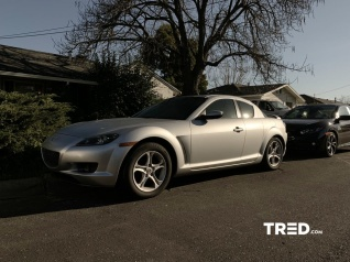 mazda rx8 2005 top speed