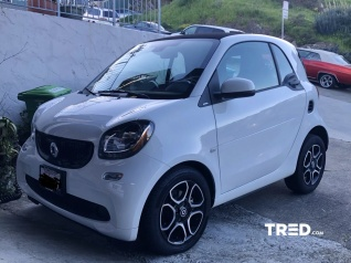 2018 Smart Fortwo Pion Coupe For In San Francisco Ca