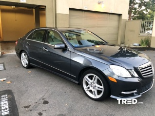 Used 2013 Mercedes Benz E Class E 350 Luxury Sedan RWD For Sale In