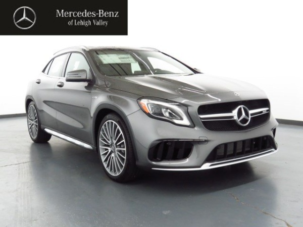 2019 Mercedes Benz Gla Amg Gla 45 4matic For Sale In