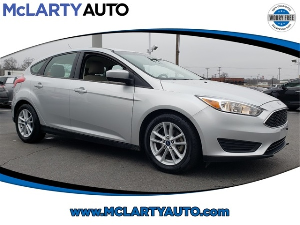 2018 Ford Focus in North Little Rock, AR