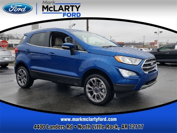 2020 Ford EcoSport in North Little Rock, AR