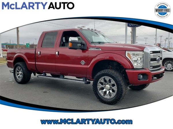 2013 Ford Super Duty F-250 in North Little Rock, AR