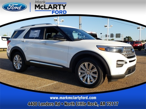 2020 Ford Explorer in North Little Rock, AR