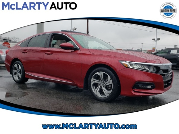 2018 Honda Accord in North Little Rock, AR