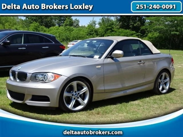 2010 Bmw 1 Series 135i Convertible For Sale In Loxley Al Truecar