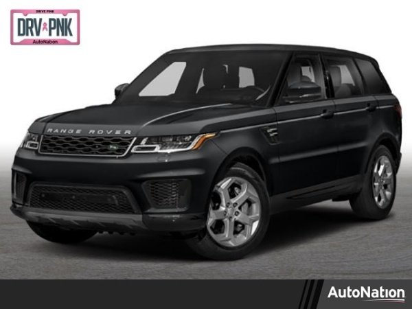 2019 Land Rover Range Rover Sport HSE
