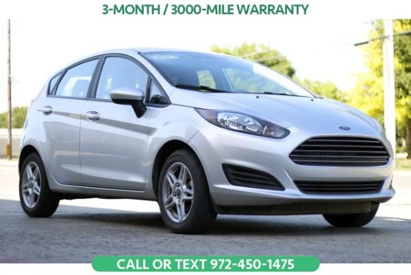 2017 Ford Fiesta in Denton, TX