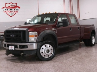 2009 ford f 450 specs