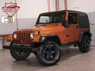 Used 2002 Jeep Wranglers for Sale | TrueCar