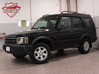 Used Land Rover Discoverys for Sale | TrueCar