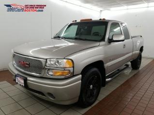 Gmc Denali Truck For Sale >> Used Gmc Sierra Denalis For Sale Truecar