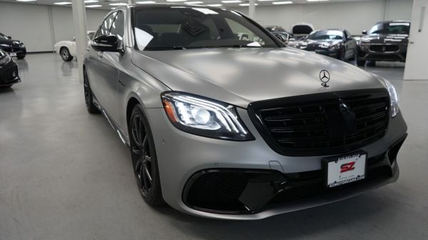 2018 Mercedes-Benz S-Class in Woodbury, NY