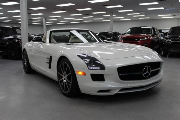 Used Mercedes-Benz SLS AMG for Sale in East Hanover, NJ