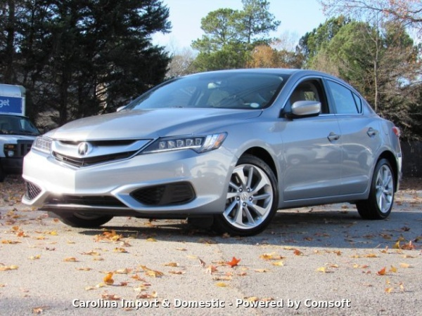 2018 Acura ILX in Raleigh, NC