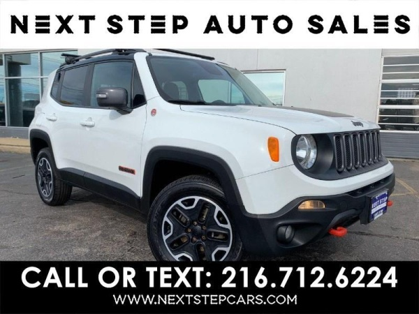 2015 Jeep Renegade in Parma, OH