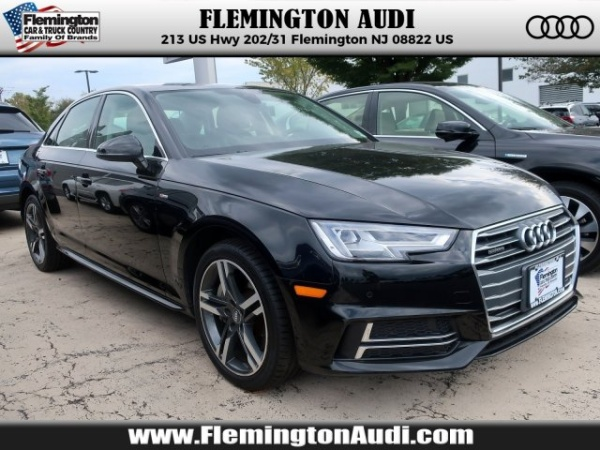 2017 Audi A4 in Flemington, NJ