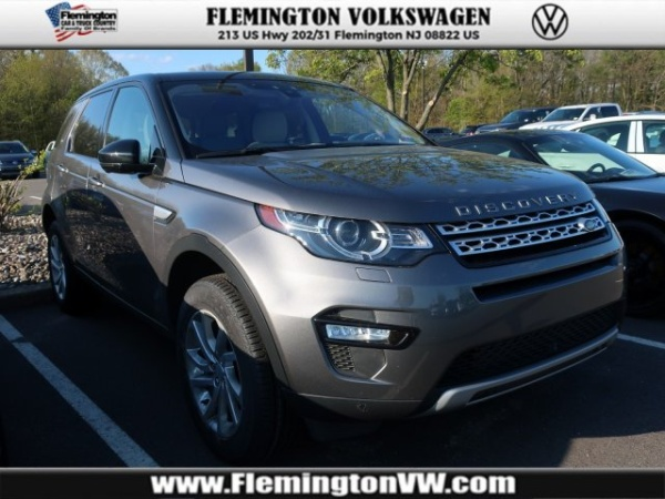 2017 Land Rover Discovery Sport in Flemington, NJ
