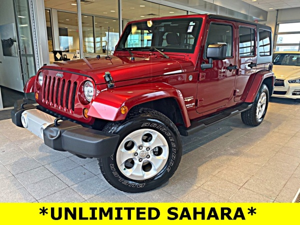 2013 Jeep Wrangler in Orland Park, IL