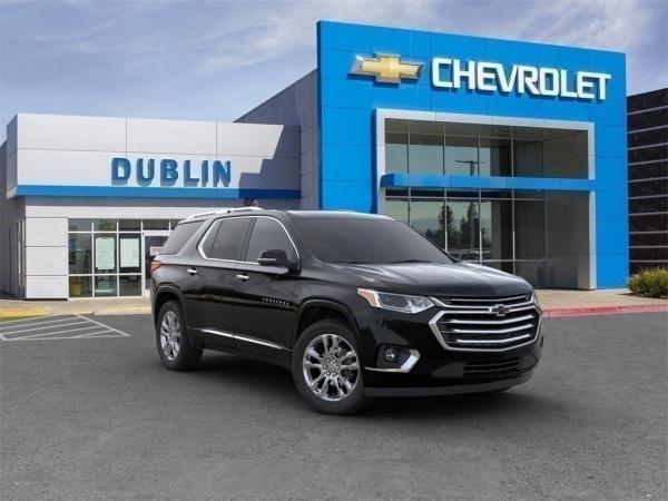 2020 Chevrolet Traverse in Dublin, CA