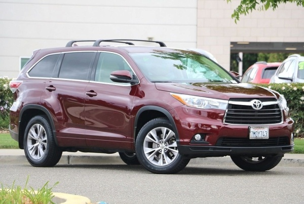 this expired highlander sale listing for price toyota has