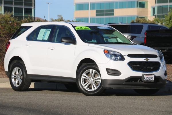 2017 Chevrolet Equinox in Dublin, CA