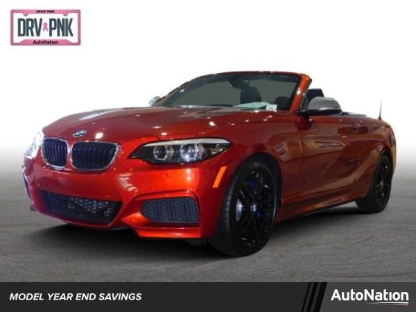 2018 BMW 2 Series M240i xDrive