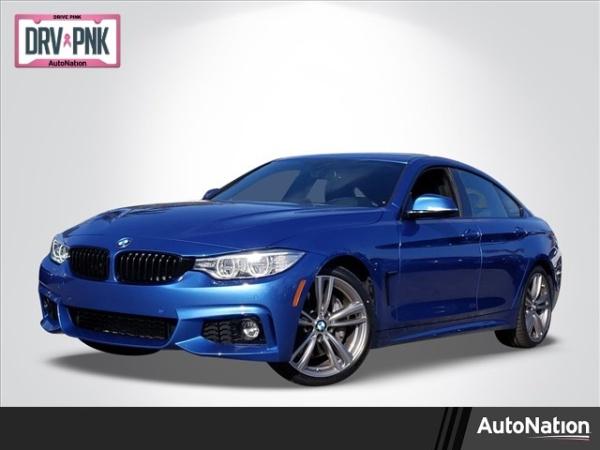 2017 BMW 4 Series in Vista, CA