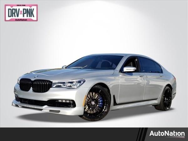 2017 BMW 7 Series in Vista, CA