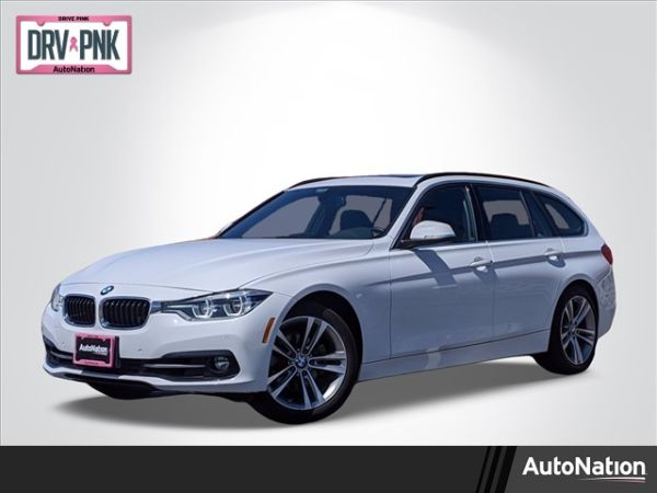 2017 BMW 3 Series in Vista, CA