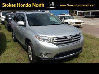 Used 2013 Toyota Highlander Limited V6 FWD For Sale In N. Charleston, SC