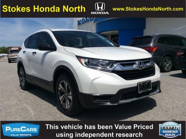Honda Dealership Charleston Sc >> 2019 Honda Cr V Lx Fwd For Sale In N Charleston Sc Truecar