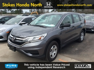 Honda Charleston Sc >> Used Honda Cr V For Sale In North Charleston Sc 187 Used Cr V