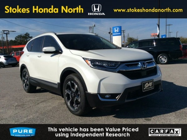 Honda Charleston Sc >> 2019 Honda Cr V Touring Fwd For Sale In N Charleston Sc Truecar