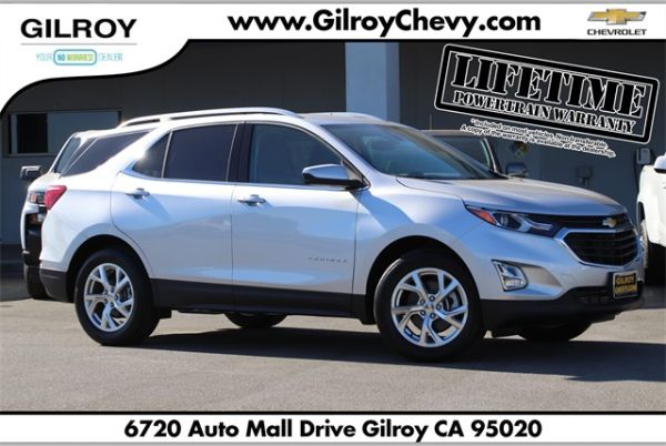 2020 Chevrolet Equinox in Gilroy, CA