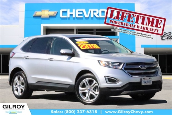 2017 Ford Edge in Gilroy, CA