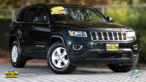 2015 Jeep Grand Cherokee in Newark, CA