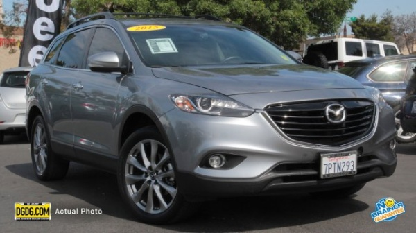 2009 Mazda Cx 9 Safety Us News World Report