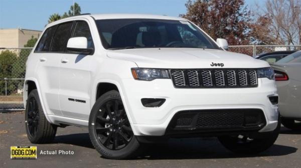 2019 Jeep Grand Cherokee Altitude