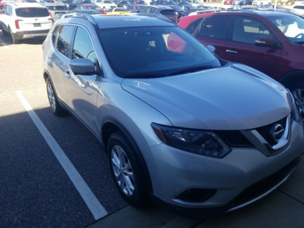 2015 Nissan Rogue in Wake Forest, NC