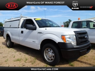 Ford F  Xlt Regular Cab  Rwd For Sale In Wake Forest