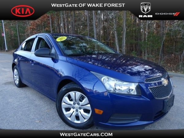 2012 Chevrolet Cruze in Wake Forest, NC
